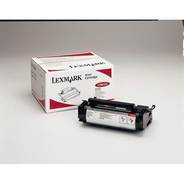 Lexmark Toner 17G0152 schwarz
