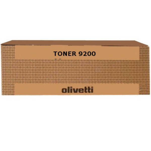 Olivetti Toner B0415 schwarz