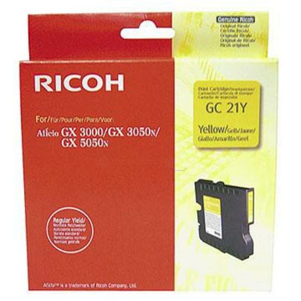 Ricoh Tinte GC-21Y gelb 405535