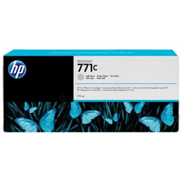 HP Tintenpatrone Nr. 771C grau B6Y14A