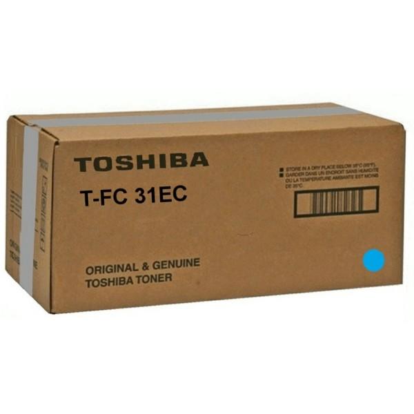 Toshiba Toner T-FC31C cyan 66067042