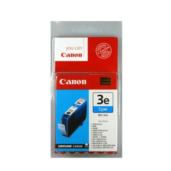 Canon Tintenpatrone BCI-3eC cyan 4480A002