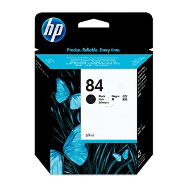 HP Tintenpatrone Nr. 84 schwarz C5016A
