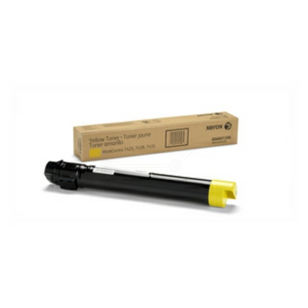Xerox Toner gelb 006R01392