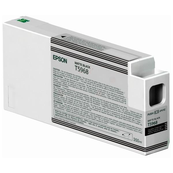Epson Tintenpatrone T5968 schwarz matt C13T596800