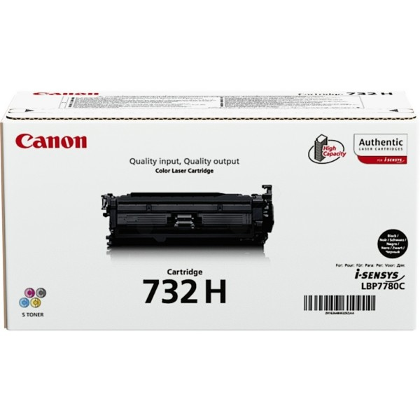 Canon Toner 732H schwarz 6264B002