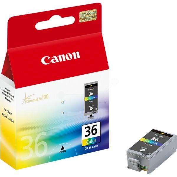 Canon Tintenpatrone CLI-36 color 1511B001