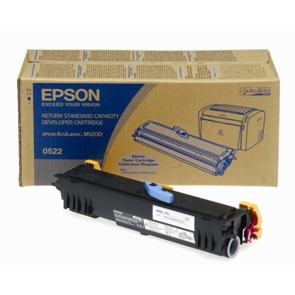 Epson Toner S050522 schwarz C13S050522