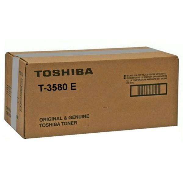 Toshiba Toner T-3580E schwarz 66089338 VE=4