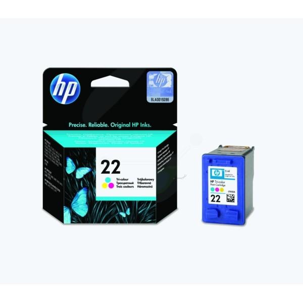 HP Druckkopf Nr. 22 color C9352AE