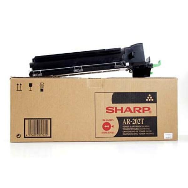 Sharp Toner AR-202LT schwarz