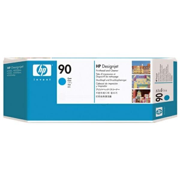 HP Druckkopf Nr. 90 cyan C5055A
