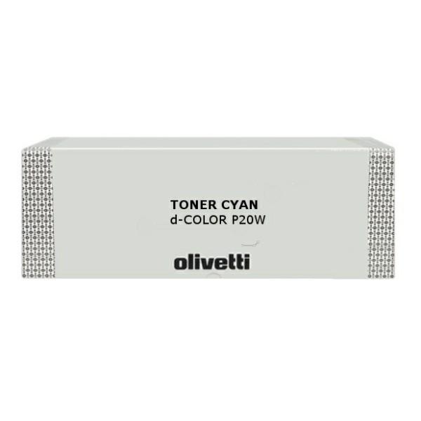 Olivetti Toner B0610 cyan