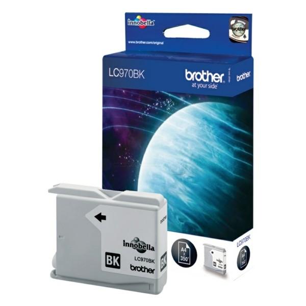 Brother Tintenpatrone LC-970BK schwarz