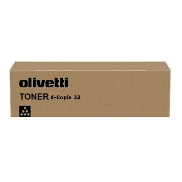Olivetti Toner B0343 schwarz