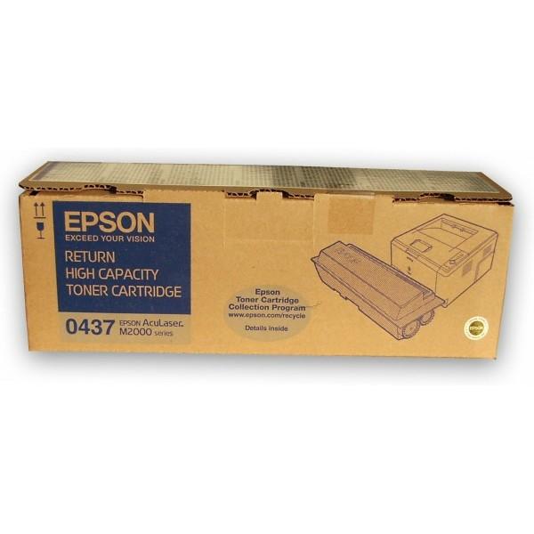 Epson Toner S050437 schwarz C13S050437