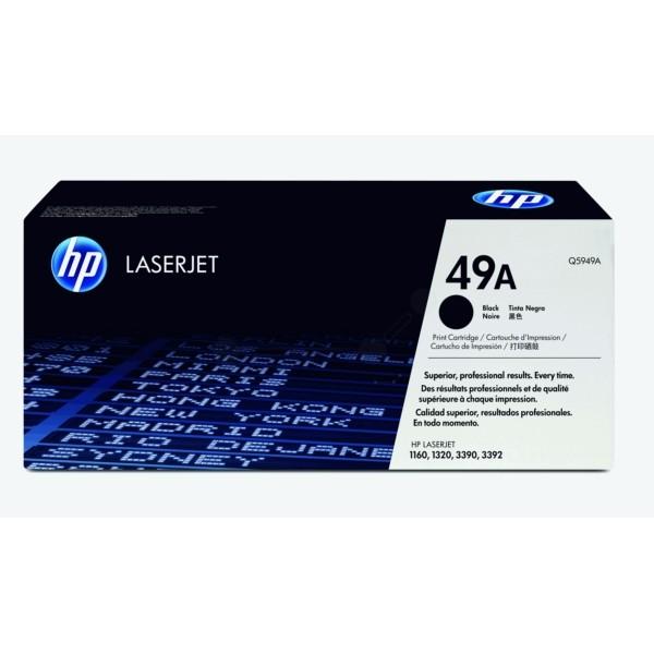HP Toner 49A schwarz Q5949A