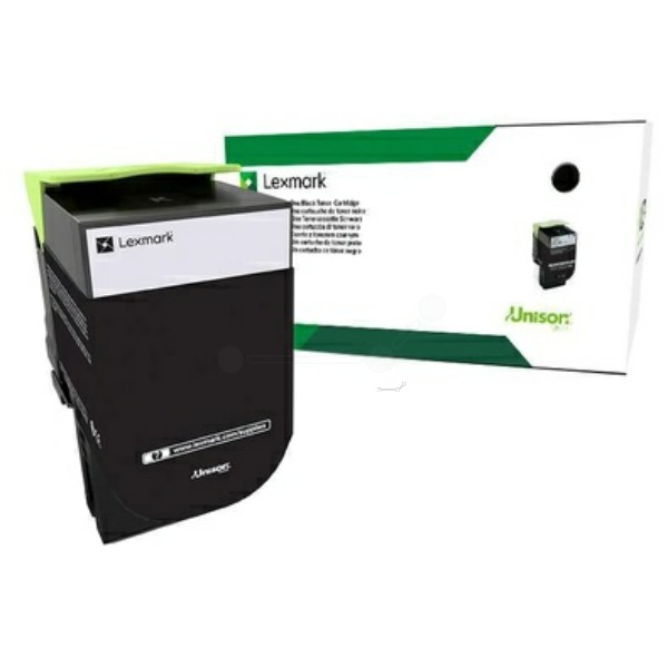Lexmark Toner 71B20K0 schwarz
