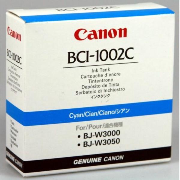 Canon Tintenpatrone BCI-1002C cyan 5835A001