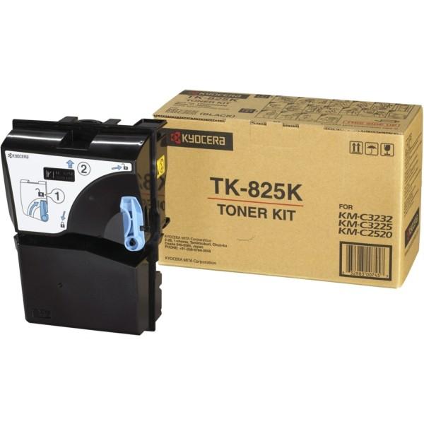 Kyocera/Mita Toner TK-825K schwarz