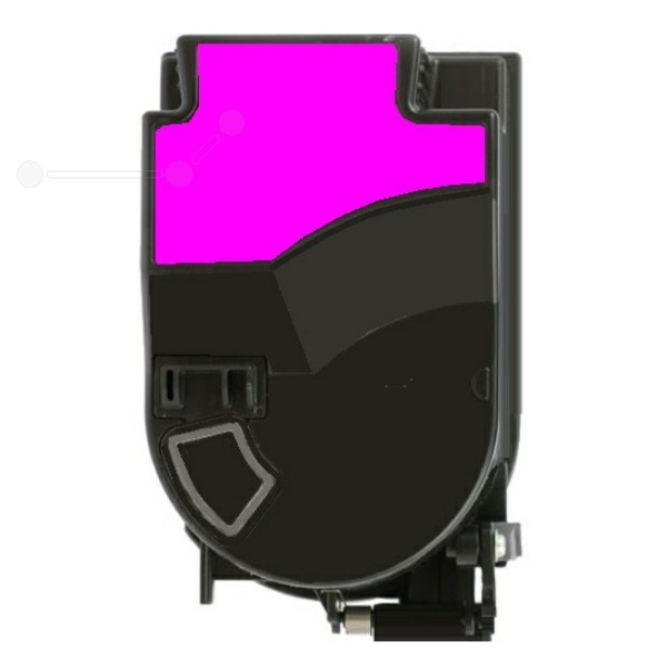 Konica Minolta Toner TN-611M magenta A070350