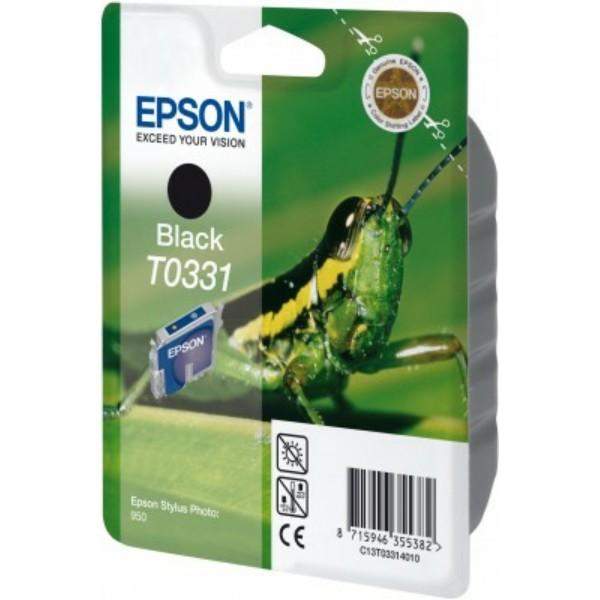 Epson Tintenpatrone T0331 schwarz C13T03314010