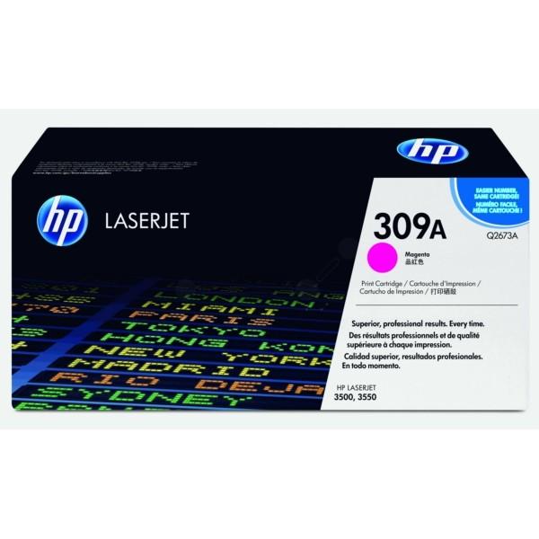 HP Toner 309A magenta Q2673A