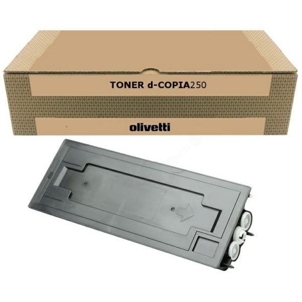 Olivetti Toner B0488 schwarz