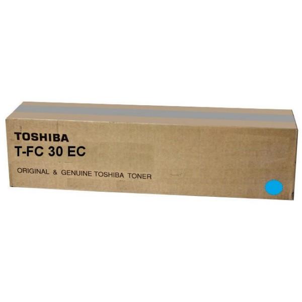 Toshiba Toner T-FC30EC cyan 6AG00004447