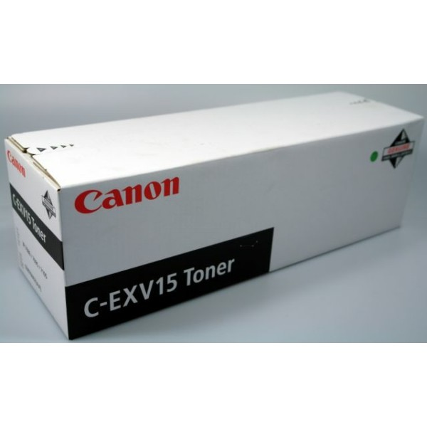 Canon Toner C-EXV15 schwarz 0387B002