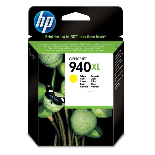 HP Tintenpatrone Nr. 940XL gelb C4909AE