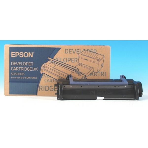 Epson Toner S050095 schwarz C13S050095