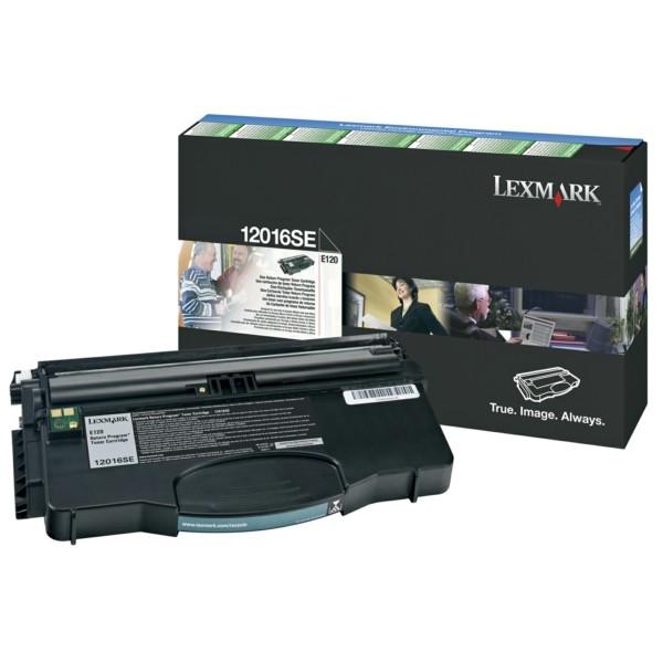 Lexmark Toner 12016SE schwarz