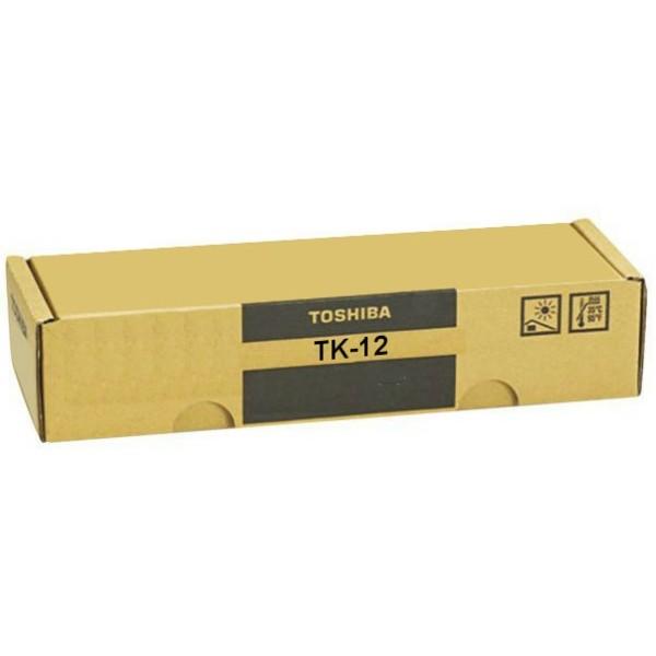 Toshiba Toner TK-12 schwarz 22569372