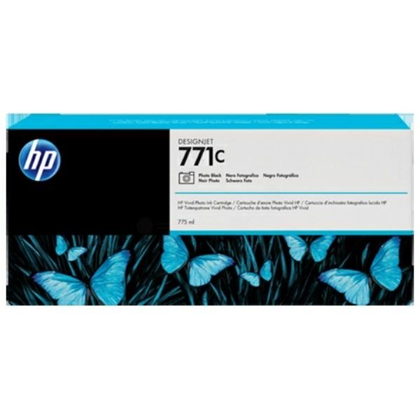 HP Tintenpatrone Nr. 771C schwarz hell B6Y13A