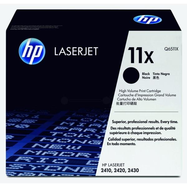 HP Toner 11X schwarz Q6511X