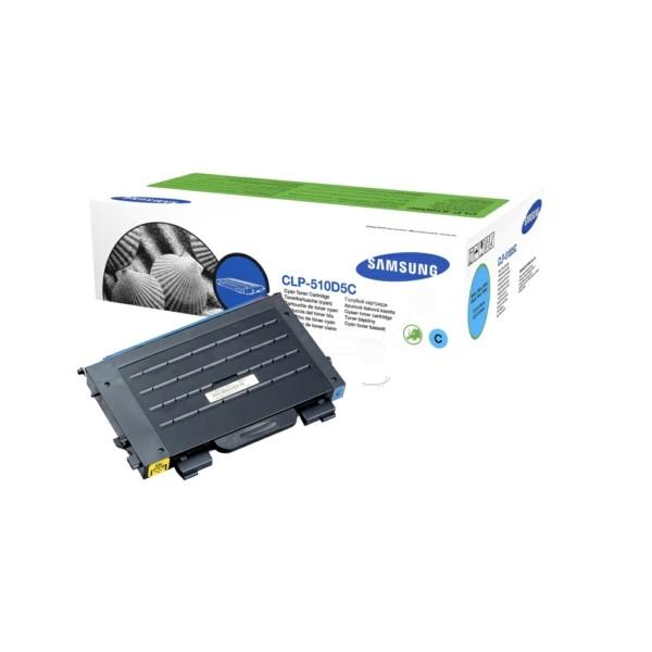 Samsung Toner CLP-510D5C cyan