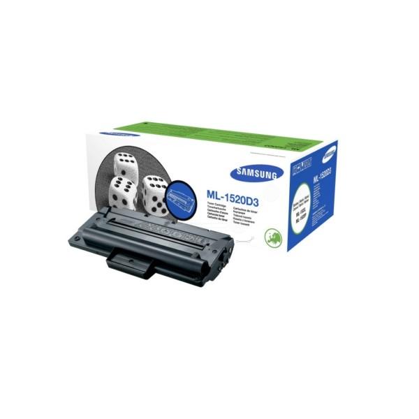 Samsung Toner ML-1520D3 schwarz