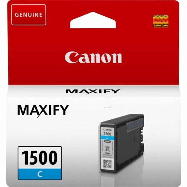 Canon Tintenpatrone PGI-1500C cyan 9229B001