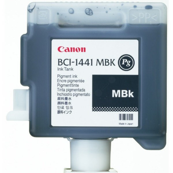 Canon Tintenpatrone BCI-1441MBK schwarz matt 0174B001