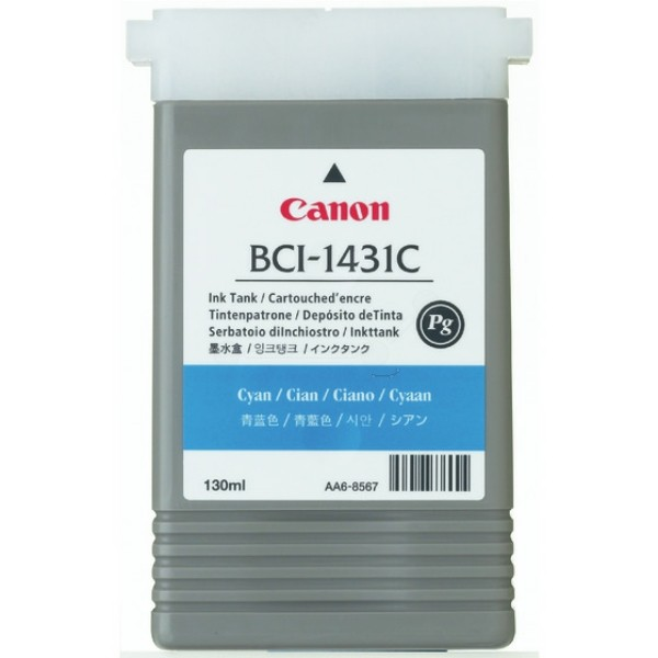 Canon Tintenpatrone BCI-1431C cyan 8970A001
