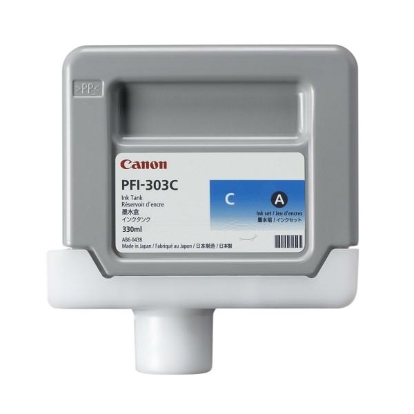 Canon Tintenpatrone PFI-303C cyan 2959B001