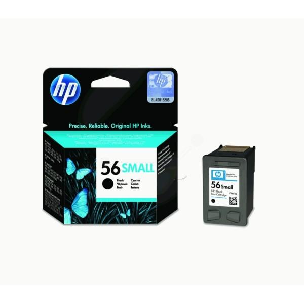 HP Druckkopf Nr. 56 SMALL schwarz C6656GE