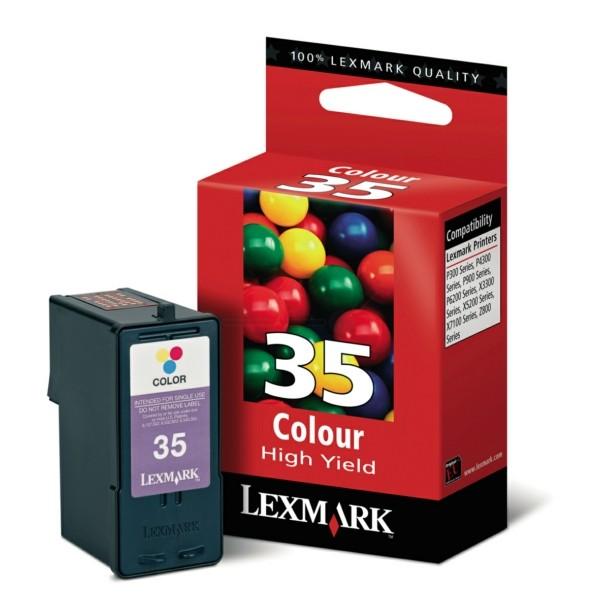 Lexmark Druckkopf Nr. 35XL color 18C0035E