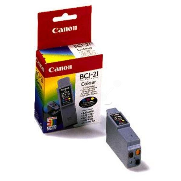 Canon Tintenpatrone BCI-21C color 0955A002