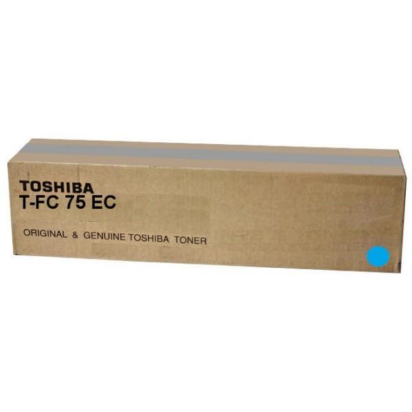 Toshiba Toner T-FC75EC cyan 6AK00000251