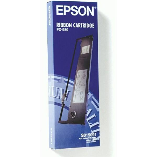 Epson Nylonband S015091 schwarz C13S015091