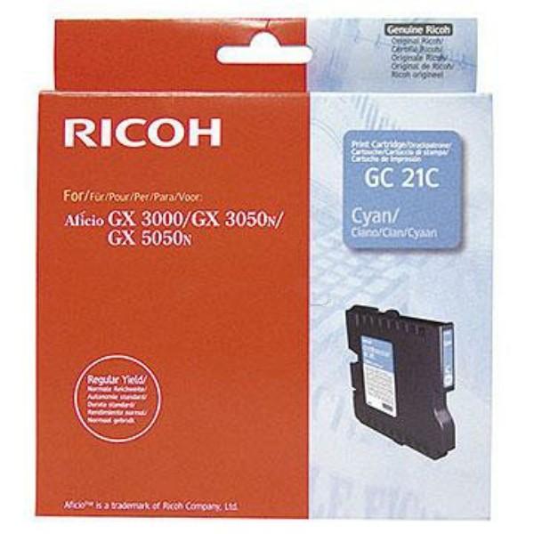 Ricoh Tinte GC-21C cyan 405533