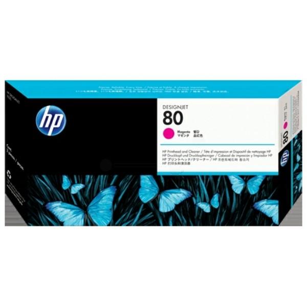 HP Druckkopf Nr. 80 magenta C4822A