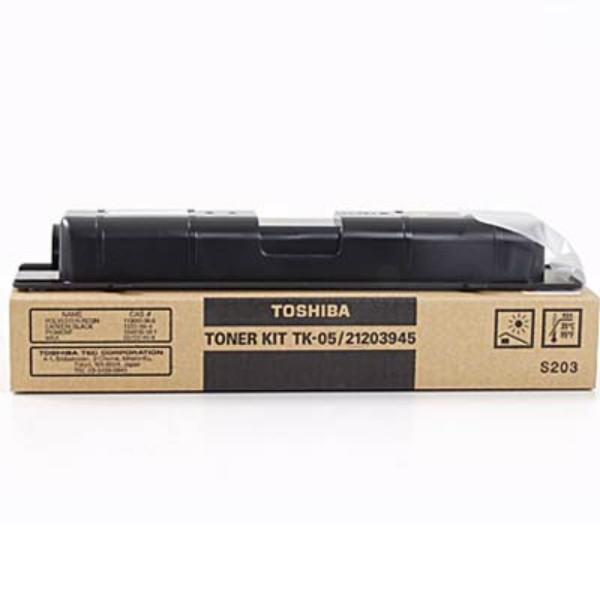 Toshiba Toner TK-05 schwarz 21203945